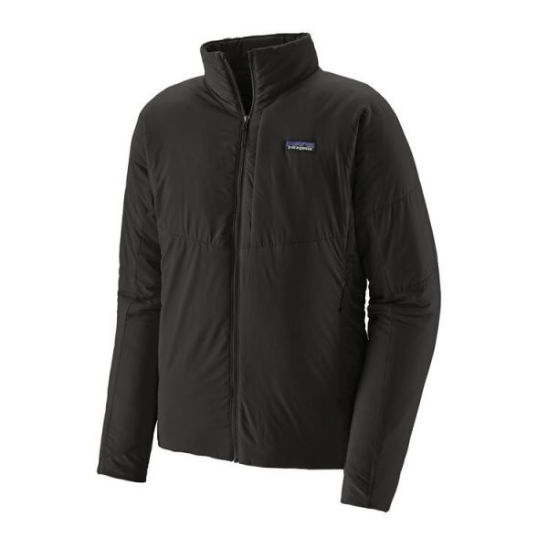 Patagonia Men's Nano-Air Jacket giacca traspirante calda maschile nera