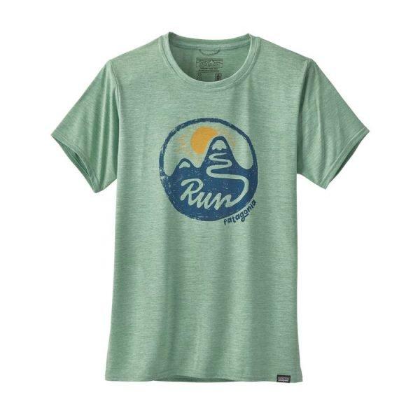 Patagonia Women's Capilene Cool Daily Graphic Shirt maglietta tecnica trekking