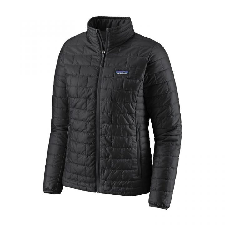 Patagonia Women's Nano Puff Jacket giacca donna sintetico piumino nera