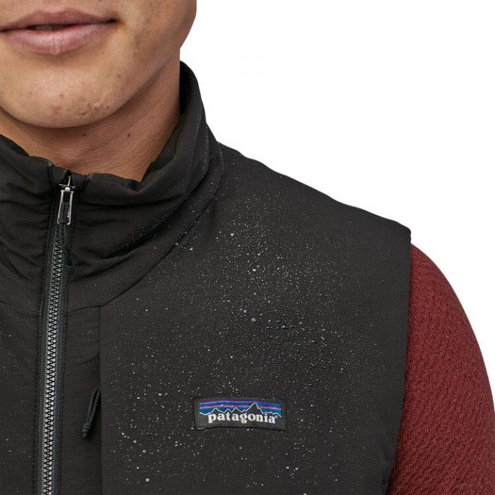 Patagonia Men's Nano-Air Vest nero gilet leggero