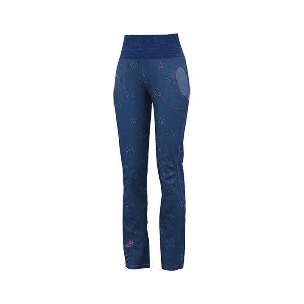 Crazy Idea Pant After Light Woman jeans star pantalone ragazza donna arrampicata