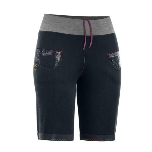 Crazy Idea Short Aria Woman pantaloncino donna arrampicata trekking