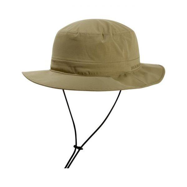 Mammut Machu Hat cappelo a tesa larga anti pioggia