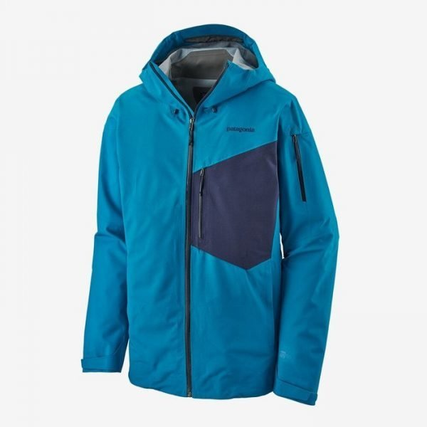 Patagonia Men's SnowDrifter Jacket giacca impermeabile ragazzo sci swnoboard freeride