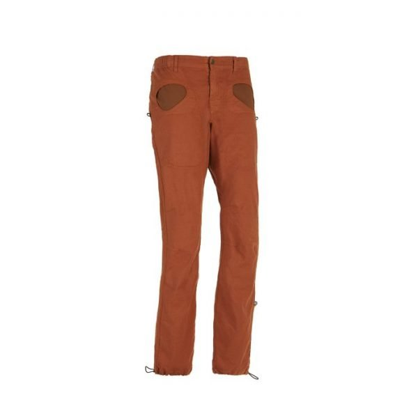 Enove E9 Pantalone Rondo Story Flax arancione