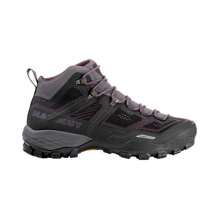 Scarpa Mammut Ducan Mid GTX Women scarpa mezza altezza donna da trekking