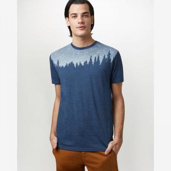 Tentree M Constellation Juniper T-Shirt