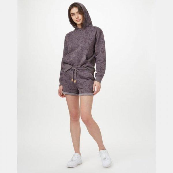 Tentree W Bamone Sweatshort pantaloncini in felpa donna