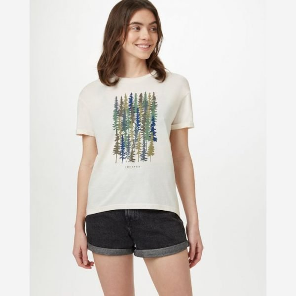Tentree W Spruced Up Relaxed T-Shirt