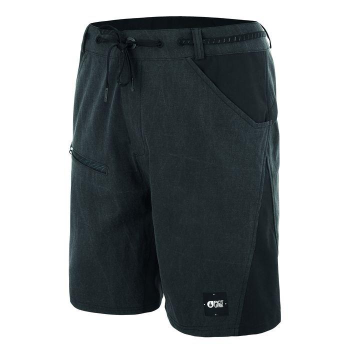 Picture Organic Robust Shorts pantalone corto tecnico da uomo ragazzo per il trekking e viaggio