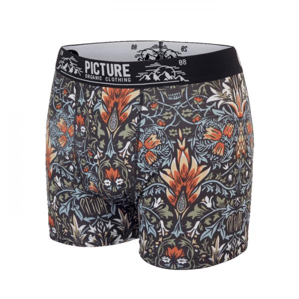 Picture Organic Underwear S20 boxer maschili colorati