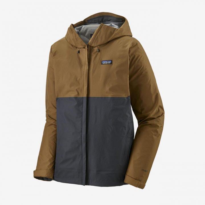 Patagonia Men's Torrentshell 3L Jacket giacca impermeabile uomo bicolore