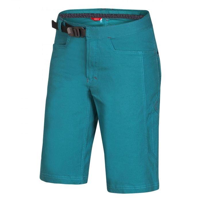 Ocun Honk Shorts Men-blu pantaloncino arrampicata resistente