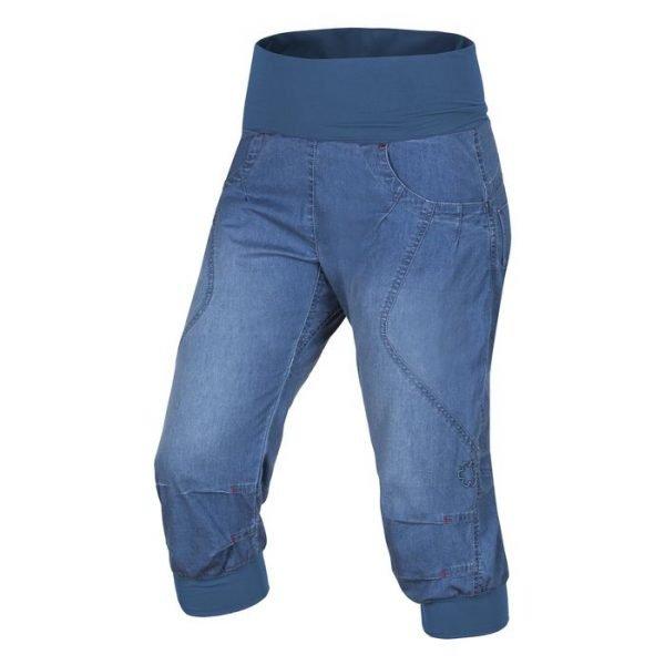 Ocun Noya Short Jeans pantaloni corti 3/4 donna ragazza