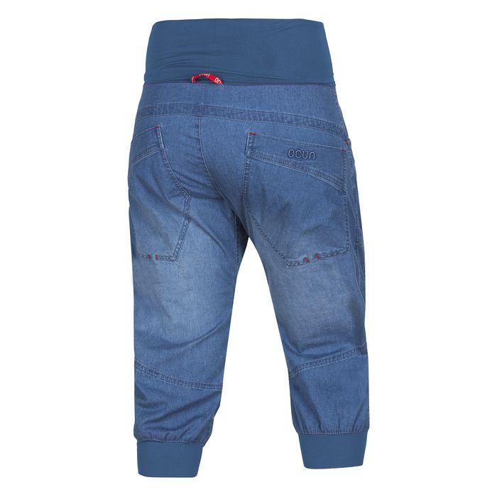 Ocun Noya Short Jeans pantalone pinocchietto arrampicata ragazza