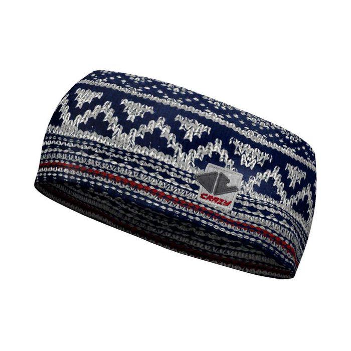 Crazy Idea Band Solden fascia para orechie invrnale in lana