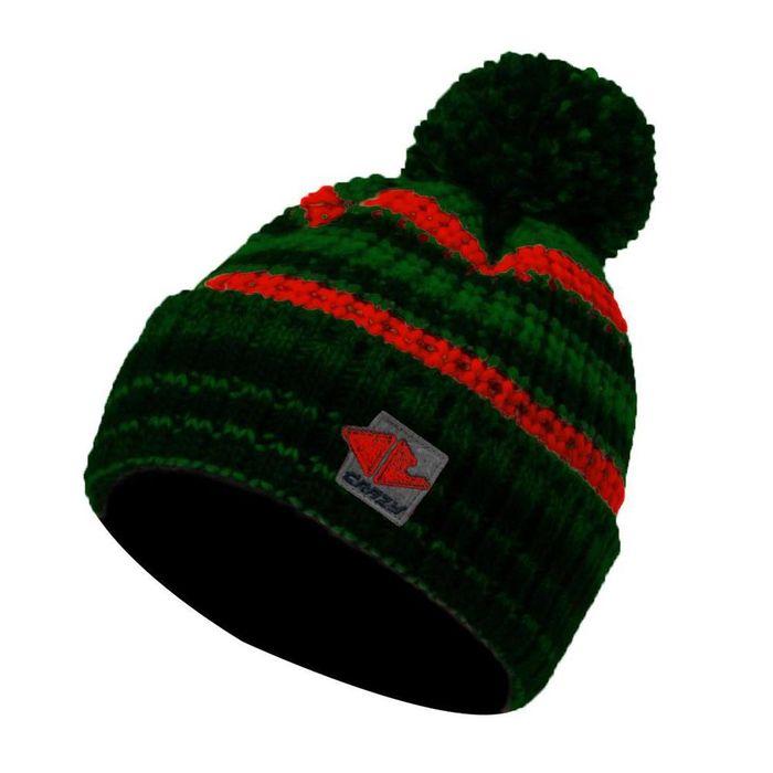 Crazy Idea Cappellino Cap Imput berretto cappellino invernale con ponpon