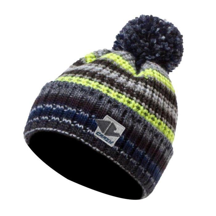 Crazy Idea Cappellino Cap Imput berretto sci snowboard