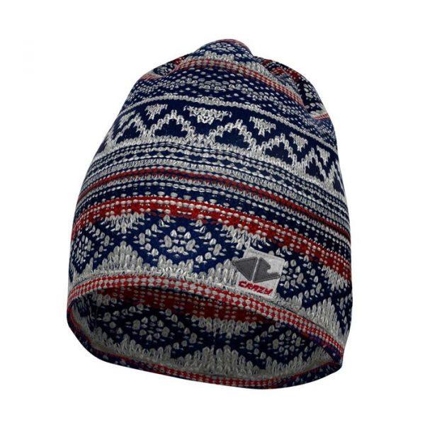 Crazy Idea Cap Chromatic berretto cappellino in lana invernale