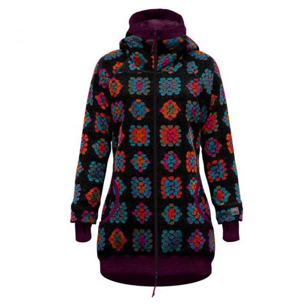 Crazy Idea Coat Siurana Woman cappotto giacca da donna ragazza in lana