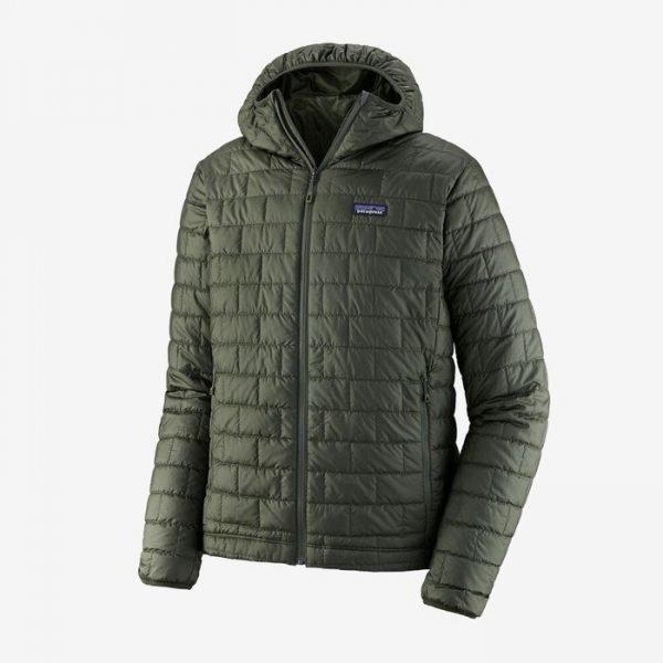 Patagonia Men's Nano Puff Hoody giacca uomo ragazzo con cappuccio