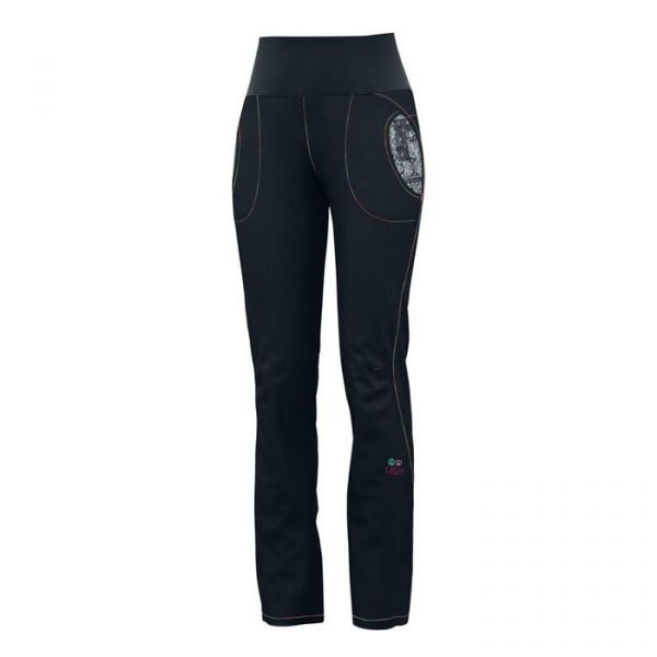 Crazy Idea Pant After Light Woman pantalone elasticizzato donna arrampicata trekking