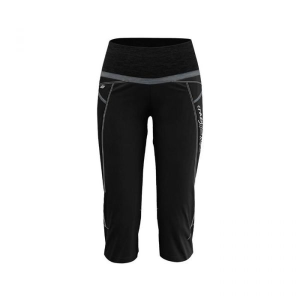 Crazy Idea Pants 3/4 Exit Woman pantalone pinocchietto trekking camminata