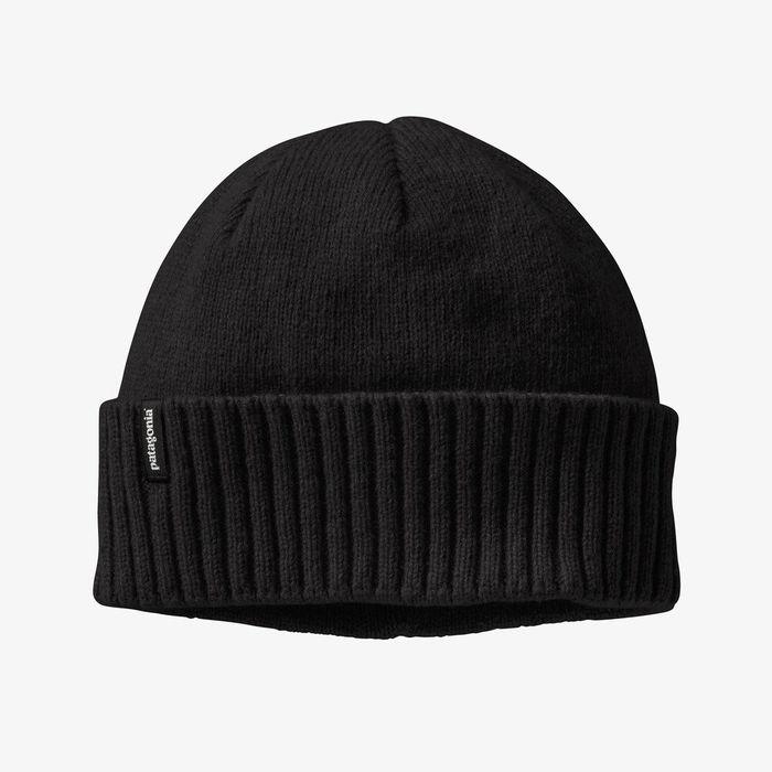 Patagonia Brodeo Beanie berretto invernale cuffia nero