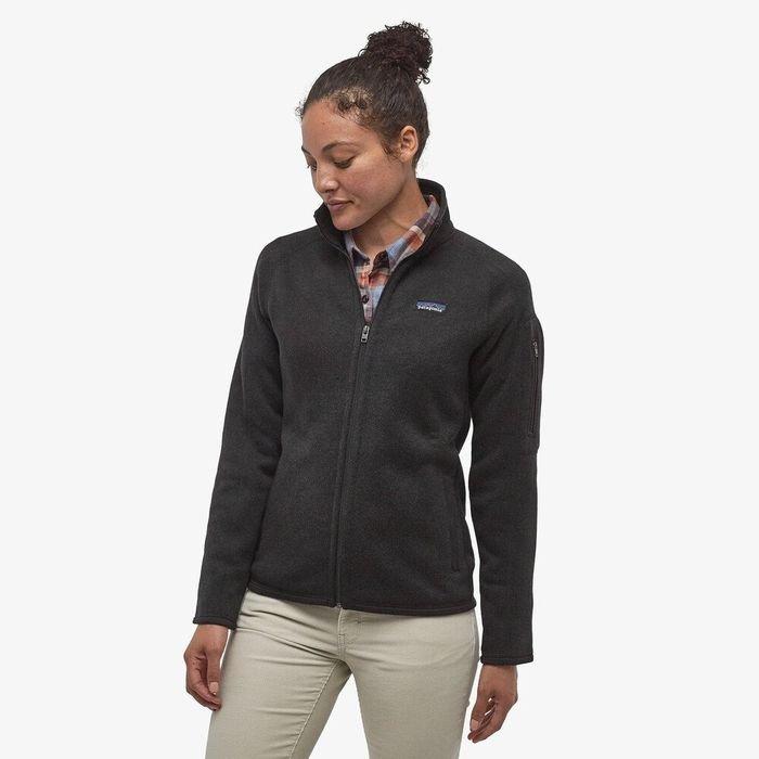 Patagonia Women's Better Sweater Jacket pile signora donna