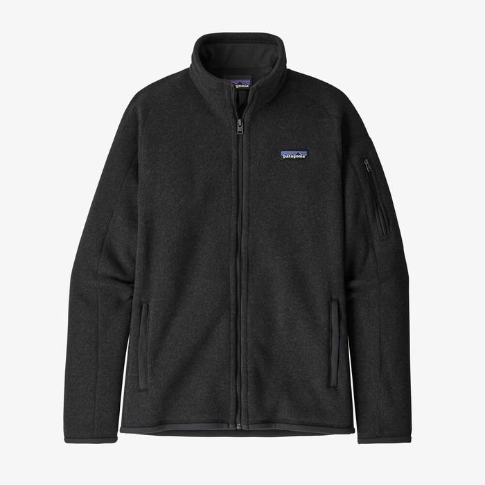 Patagonia Women's Better Sweater Jacket pile caldo invernale