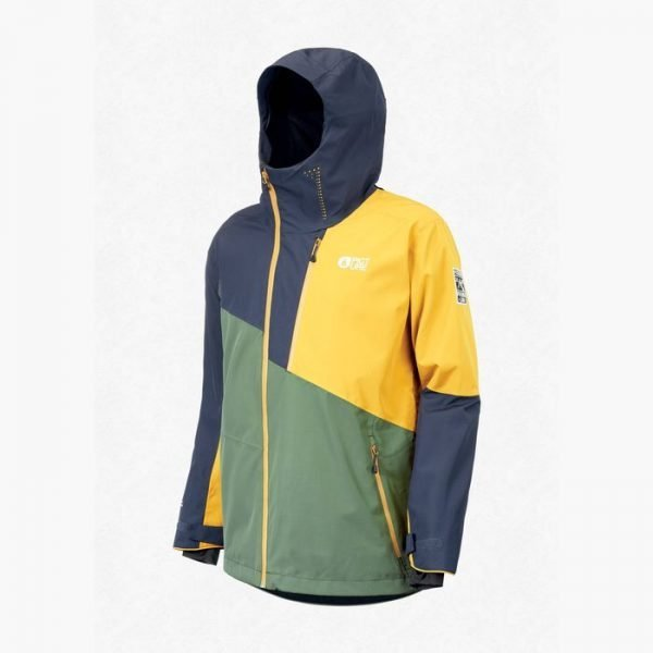Picture Alpine Jacket giacca sci snowboar d freeride colorata