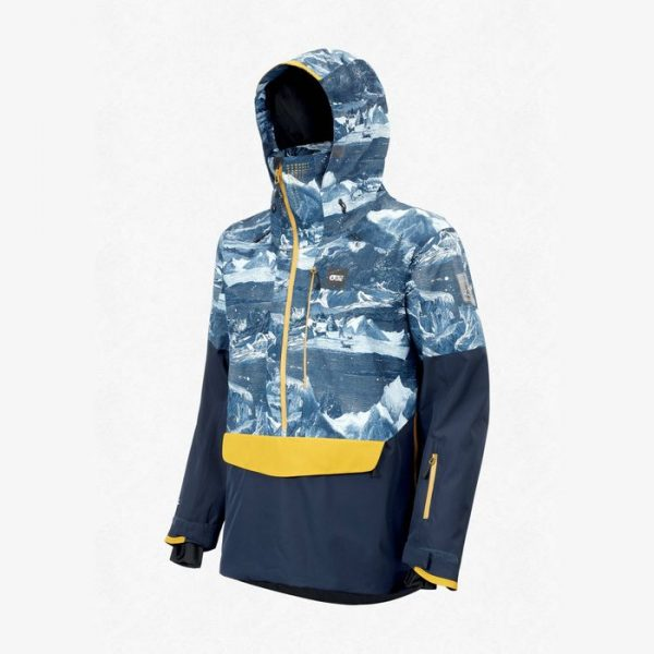 Picture Organic Clothing Anton Jacket giacca ecosiostenibile sci snowboard freeride