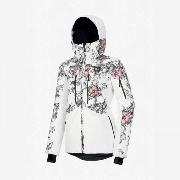 Picture Organic Clothing Exa jacket giacca ragazza donna dqa sci snowboard bianca