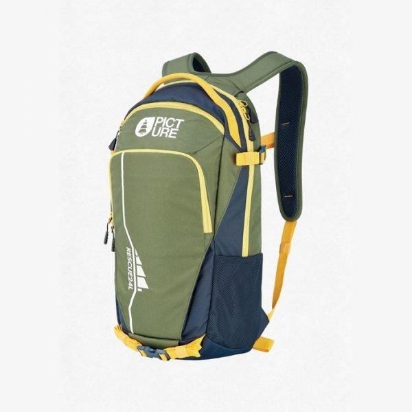 Picture Organic Clothing Rescue Backpack 24L zaino sci alpinismo splitboard freeride
