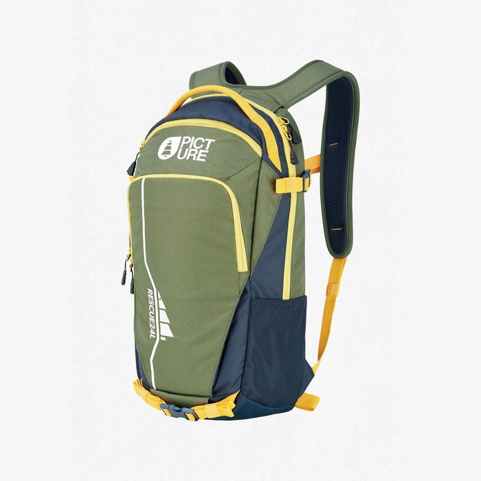 Picture Organic Clothing Rescue Backpack 24L zaino sci alpinismo splitboard freeride