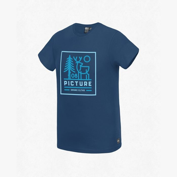 Picture Stag Tee