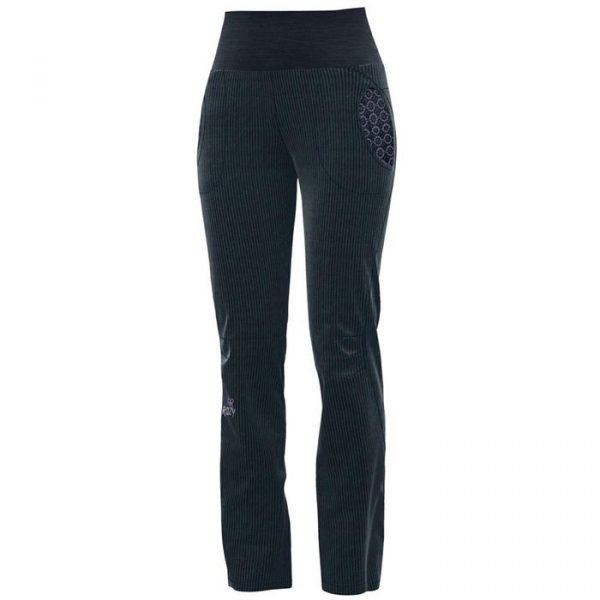 Crazy Idea Pants After Women pantalone elasticizzato a costine da donna