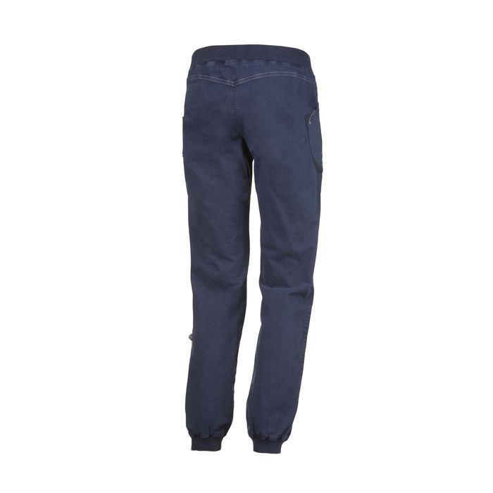 E9 pantaloni donna Joy blu
