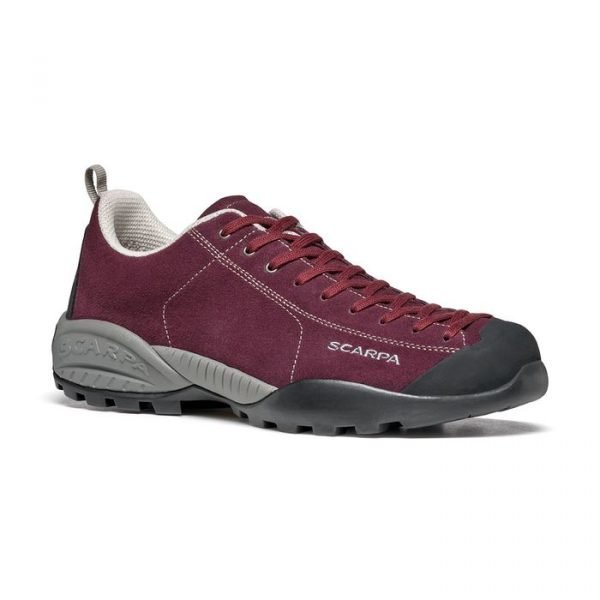 Scarpa Mojito Gtx Red velvet scarpa avvicinamento femminile rossa