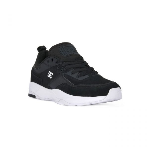 DC Shoes E. Tribeka Bklack/white/black scarpa skateboard uomo