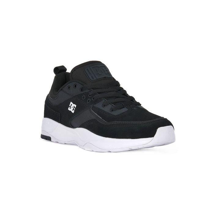 DC Shoes E. Tribeka Bklack/white/black scarpa skateboard uomo