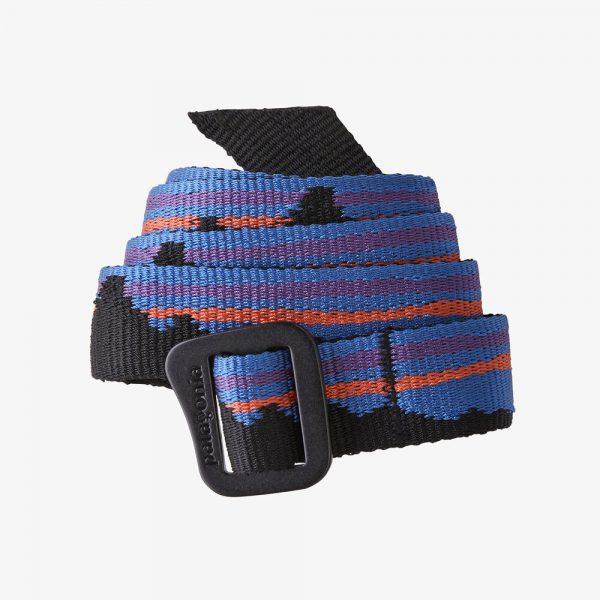 Patagonia Friction Belt fitz roy cintura uomo colori patagonia