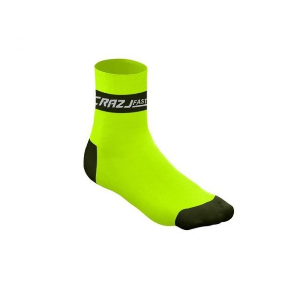 Crazy Idea Crazy Carbon Socks calza bassa tecnica