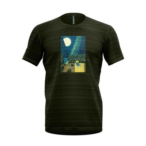 Crazy Idea T-Shirt Delay Man maglietta uomo