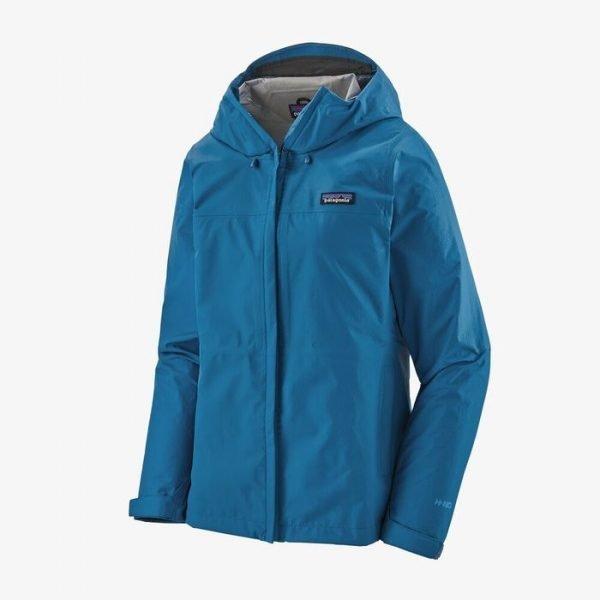 Patagonia Women's Torrentshell 3L Jacket guscio kway giacca anti pioggia donna