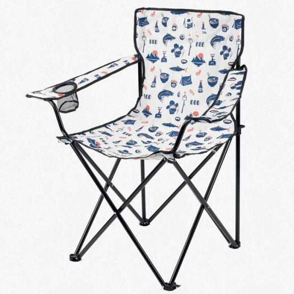 Picture Organic Clothin Camping chair sedia da campeggio ripiegabile