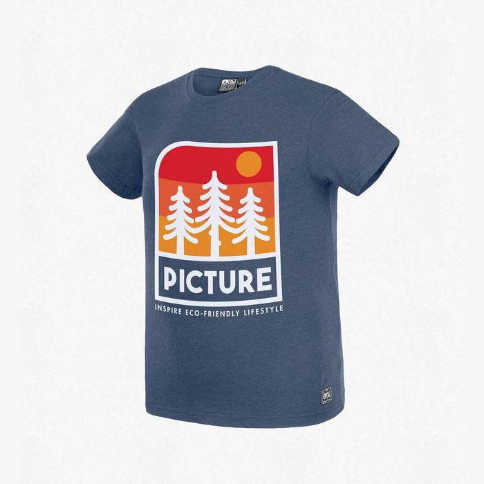 Picture Organic Clothing Markau Kids Tee maglietta t-shirt ragazzino bambino pinetti
