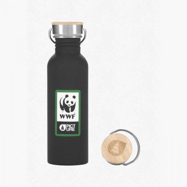 PictureOrganic Clothing Wwf hampton bottle borraccia campeggio viaggio in acciaio inox