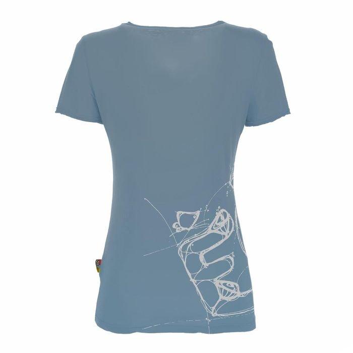 E9 clothing t-shirt Reve