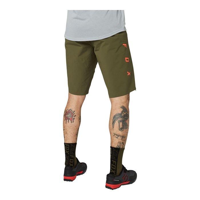Fox pantaloncini bici mtb Flexair